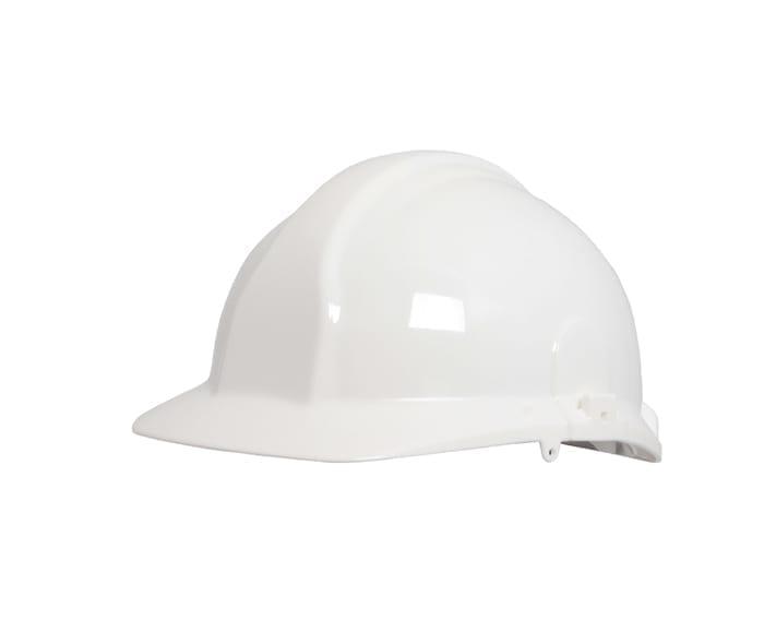 Centurion 1125 Short Peak Hard Hat White