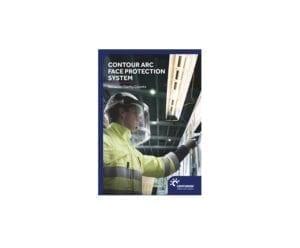 Contour Lichtbogen-Gesichtsschutzsystem - UK
