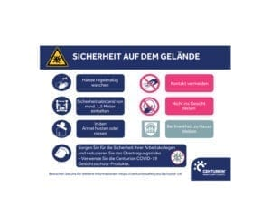 Essential Site Safety Guide - German